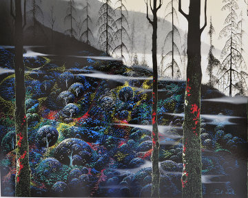 Dawns First Light 1998 Limited Edition Print - Eyvind Earle