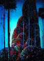 Tall Trees AP 1987 Limited Edition Print - Eyvind Earle