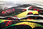 Loma Amarillo 1989 Limited Edition Print - Eyvind Earle