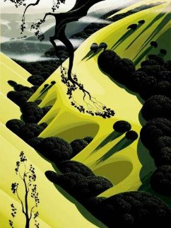 High Country Valley 1997 Limited Edition Print by Eyvind Earle