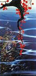 Red Leaves 1988 Limited Edition Print - Eyvind Earle