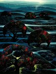 Garden of Dreams 1990 Limited Edition Print - Eyvind Earle