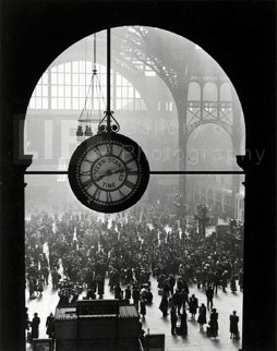 Farewell to Servicemen, Pennsylvania Station, NYC, 1943 Limited Edition Print - Alfred Eisenstaedt