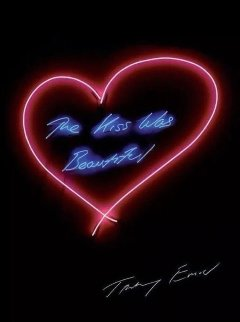Kiss Was Beautiful Poster 1916 Other - Tracey Emin
