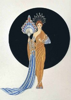 Athena 1979 Limited Edition Print -  Erte