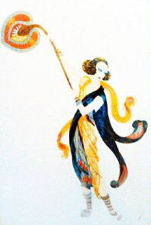 Balinese 1990 Limited Edition Print -  Erte