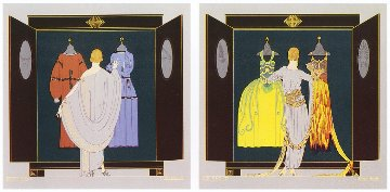 Choice AP 1981 Limited Edition Print -  Erte