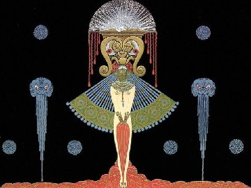 Salome Limited Edition Print -  Erte