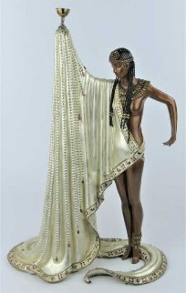 Slave Bronze Sculpture 1988 19 in Sculpture -  Erte