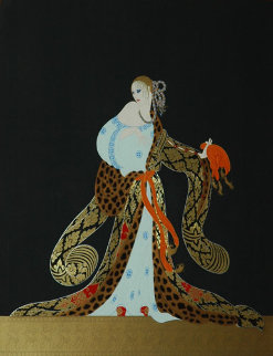 Rigoletto 1985 Limited Edition Print -  Erte