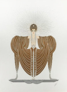 Radiance 1987 Limited Edition Print -  Erte