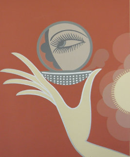 Compact Vanities 1974 Limited Edition Print -  Erte