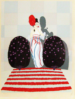 Lafayette 1979 Limited Edition Print -  Erte