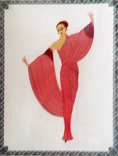 In the Evening 1981 Limited Edition Print -  Erte