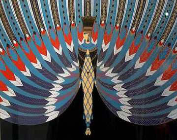 Nile 1982 Limited Edition Print -  Erte
