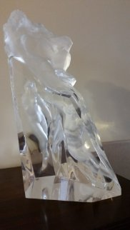 Inspiration Acrylic Sculpture 2001 24 in Sculpture - Sergey Eylanbekov