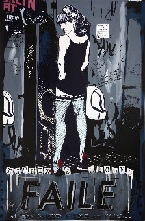 Gender Bender AP 2012 Limited Edition Print -  FAILE