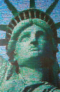 Face of Liberty 2005 Limited Edition Print - Neil J. Farkas