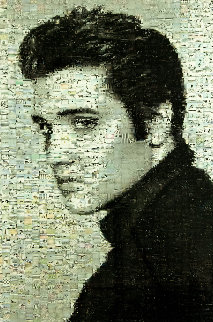Elvis 2005 Limited Edition Print - Neil J. Farkas