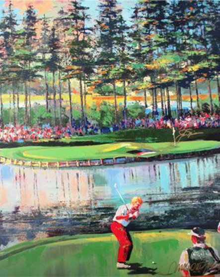 17th Hole At Sawgrass Embellished  2005