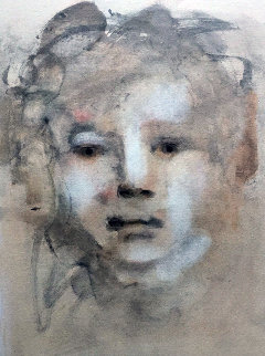 Visage 1976 Limited Edition Print - Leonor Fini