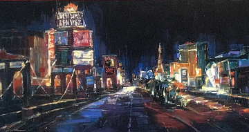 City of Lights Limited Edition Print - Michael Flohr