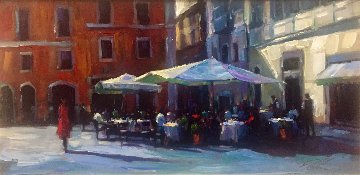 Ciao Bella 2008 Embellished Limited Edition Print - Michael Flohr