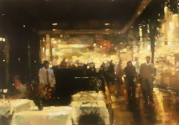 Night Life 2002 Limited Edition Print - Michael Flohr