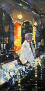 Fred 2002  Limited Edition Print - Michael Flohr