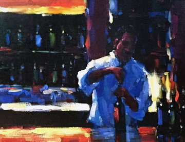 Uncorked 2007 Limited Edition Print - Michael Flohr