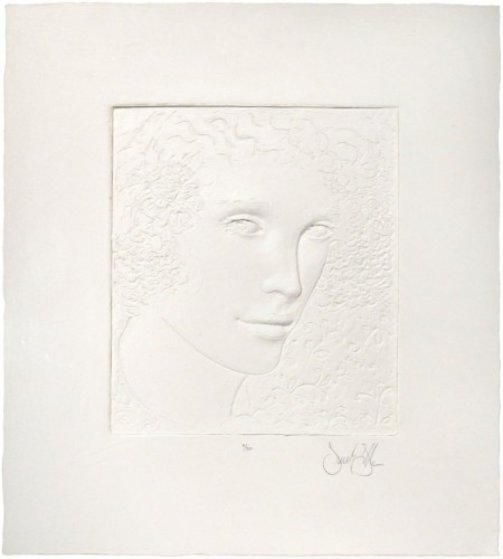 Untitled Girl Cast Paper 1980