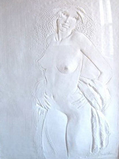 Dancer Cast Paper Sculpture 1978