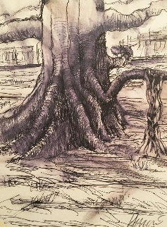 Banyan Tree 1991 Limited Edition Print - Jerry Garcia