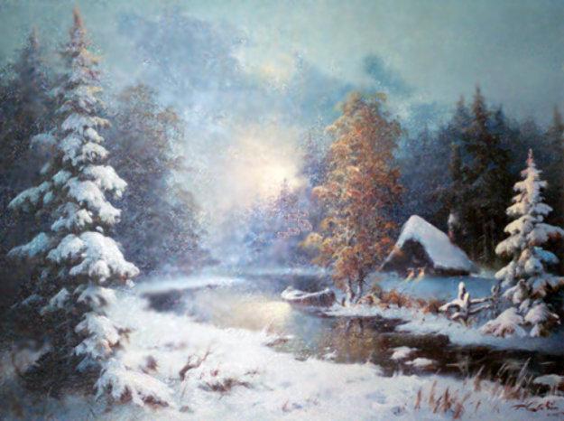 Williamette Valley Oregon By Eugene Garin