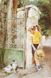 Morning Encounter Limited Edition Print - Michael and Inessa  Garmash