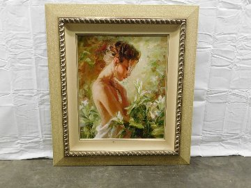 Lost in Lilies 2002 Limited Edition Print - Michael and Inessa  Garmash