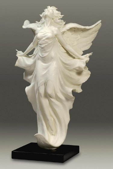 Transcendence Parian Sculpture 52 in