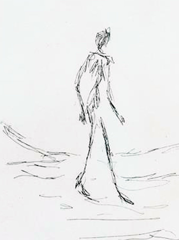 Walking Man 1964
