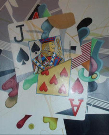 Medusa poker deck