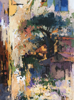 Heritage 48x24   Original Painting - Kamal Givian