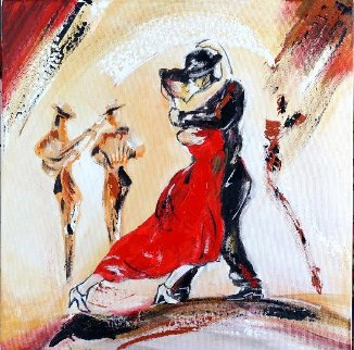 Sound of Tango 2018 Limited Edition Print - Alfred Gockel