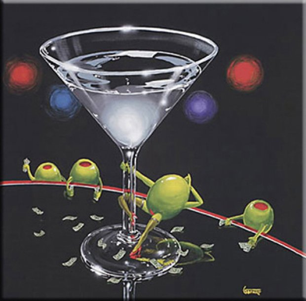 Dirty Martini 2003