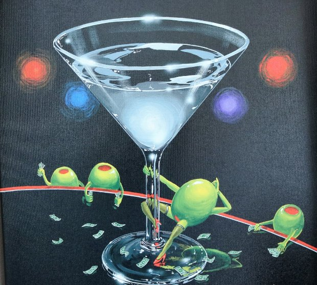 Dirty Martini 2002