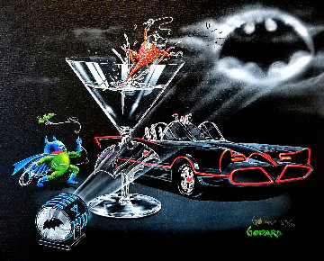 Bat - Tini 2014  Limited Edition Print - Michael Godard