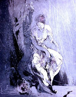 Winter: Vivaldi Suite 1993  Limited Edition Print - Jurgen Gorg
