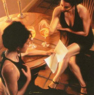 Sister's Night Out 2009 Limited Edition Print - Carrie Graber