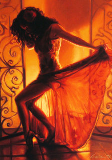 Let's Dance 2005 Limited Edition Print - Carrie Graber
