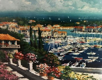 Cap Ferrat 1993 Limited Edition Print - Kerry Hallam