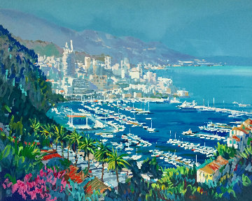 Monte Carlo 1999 Limited Edition Print - Kerry Hallam