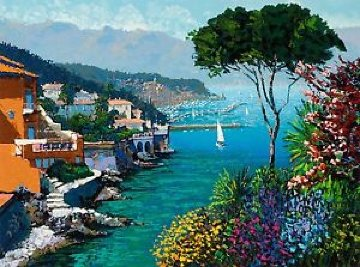 Eternal Riviera 2006 Limited Edition Print - Kerry Hallam